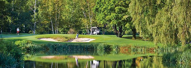 Golf at      Woodstock Inn & Resort  in Woodstock