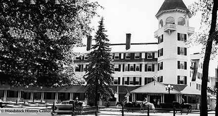 History:      Woodstock Inn & Resort  in Woodstock