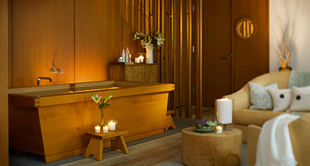 Spa:      Woodstock Inn & Resort  in Woodstock