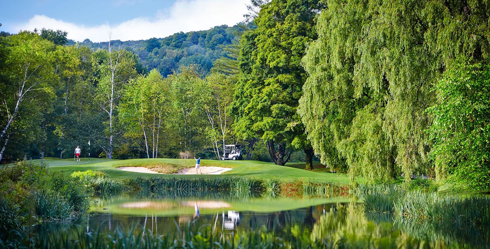 Image of Golf Course Woodstock Inn & Resort, 1793, Member of Historic Hotels of America, in Woodstock, Vermont, Golf