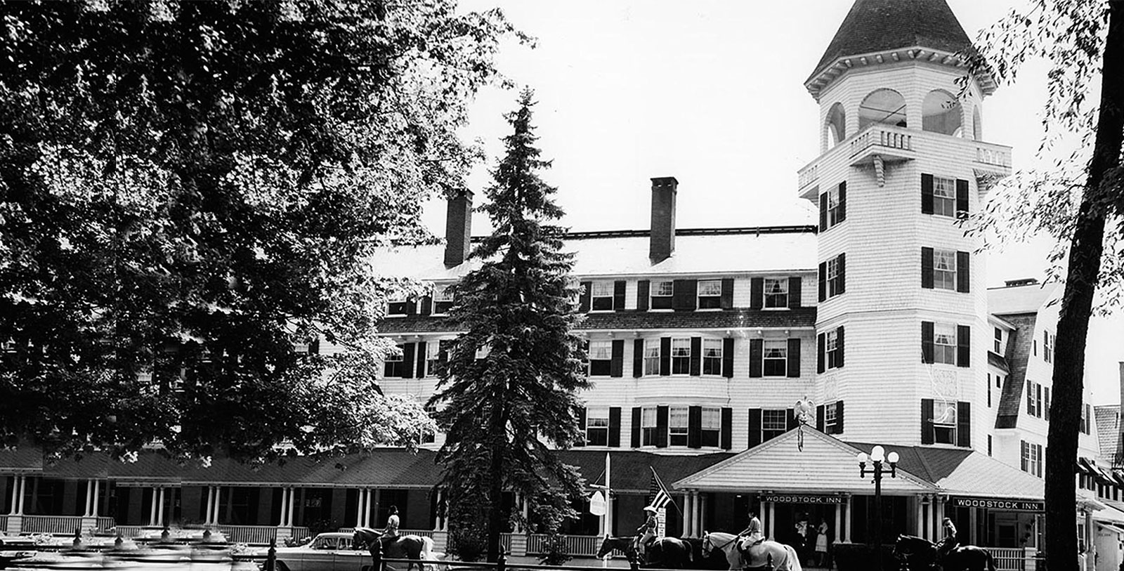 Historic image of Woodstock Inn & Resort, 1793, Member of Historic Hotels of America, in Woodstock, Vermont, Discover