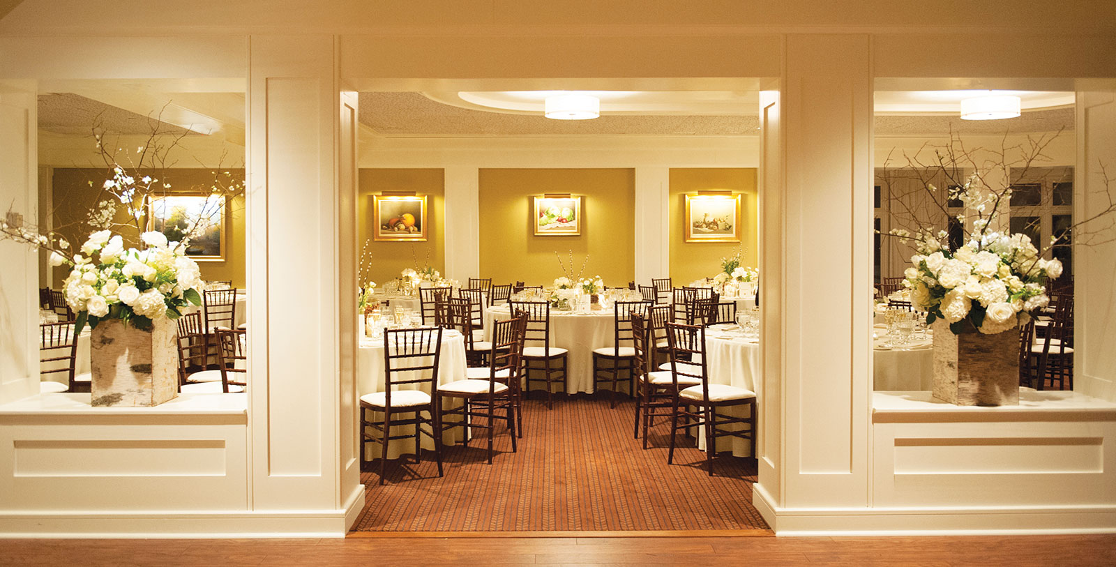 Image of Event Dining, The Woodstock Inn & Resort, 1793, Member of Historic Hotels of America, in Woodstock, Vermont, Special Occasions