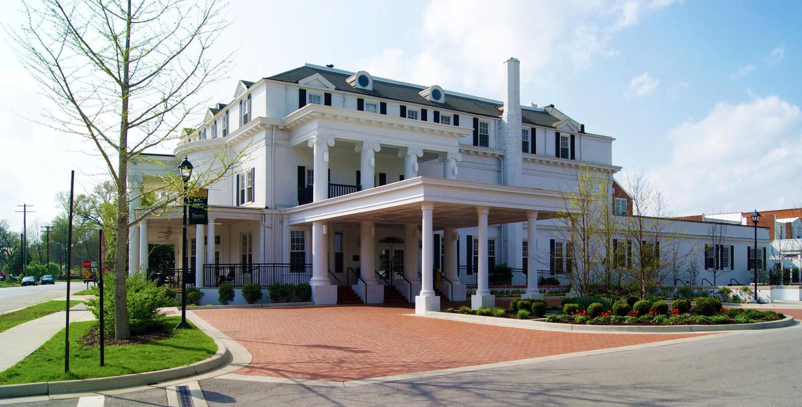Boone Tavern Hotel of Berea College