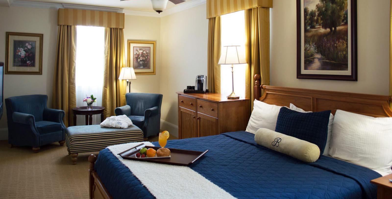Image of Guestroom in Boone Tavern Hotel of Berea College, 1909, Member of Historic Hotels of America, in Berea, Kentucky, Hot Deals