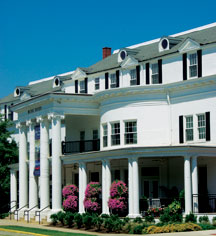 Activities:      Boone Tavern Hotel of Berea College  in Berea