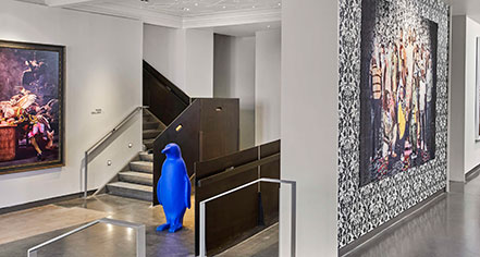 21c Museum Hotel Lexington by MGallery  in Lexington