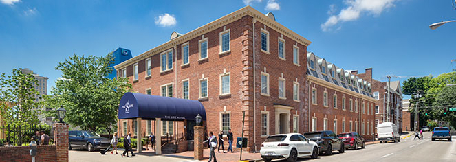 Local Attractions:      The Sire Hotel Lexington, Tapestry Collection by Hilton  in Lexington