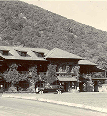 History:      Bear Mountain Inn  in Bear Mountain
