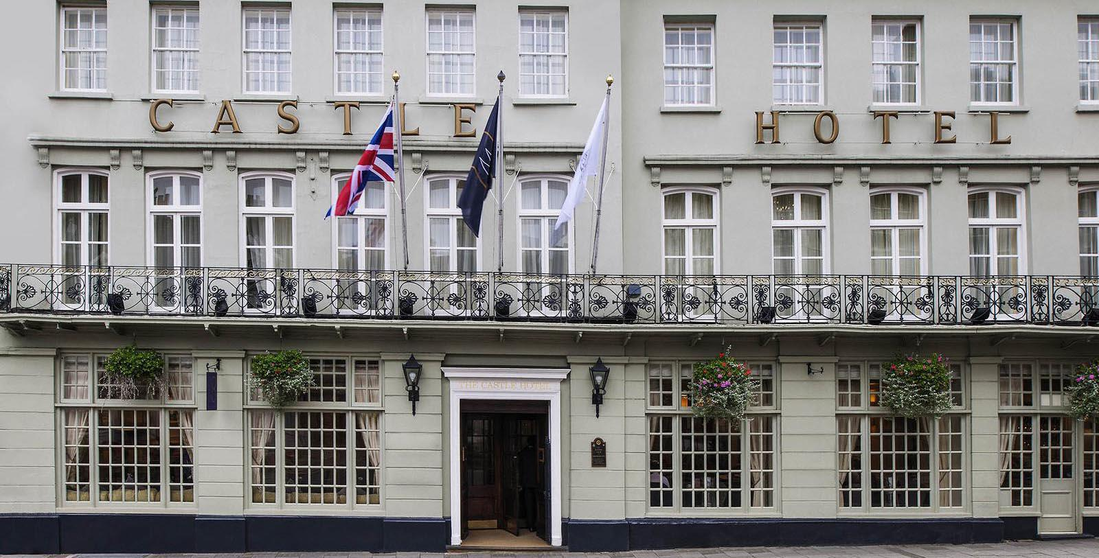 Image of hotel exterior Castle Hotel Windsor, 1528, Member of Historic Hotels Worldwide, in London, United Kingdom, Special Offers, Discounted Rates, Families, Romantic Escape, Honeymoons, Anniversaries, Reunions