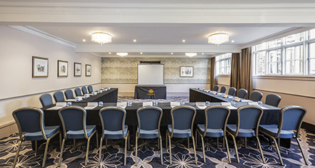 Meetings at      Castle Hotel Windsor  in London