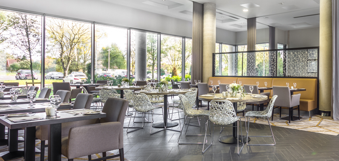 Dining:      Heston Hyde Hotel  in Hounslow