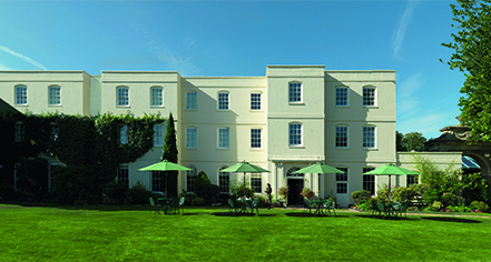 Local Attractions:      Sopwell House  in St Albans