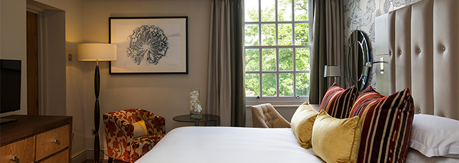 Accommodations:      Sopwell House  in St Albans