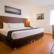 Book a stay with Casa Andina Select Miraflores in Lima