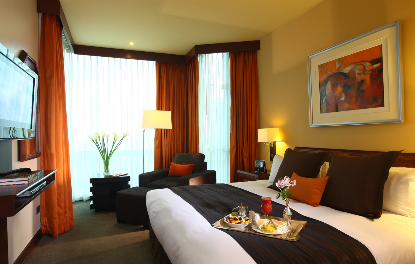 Customer Reviews:      Delfines Hotel & Convention Center  in Lima