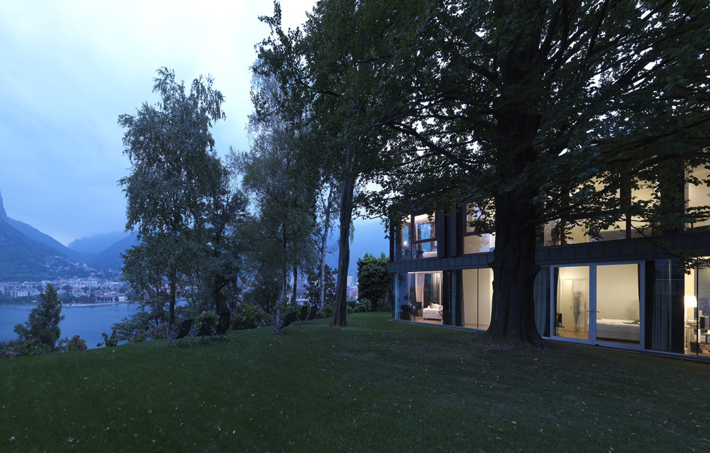 Special Offers:      Casa sull'Albero  in Lake Como Malgrate