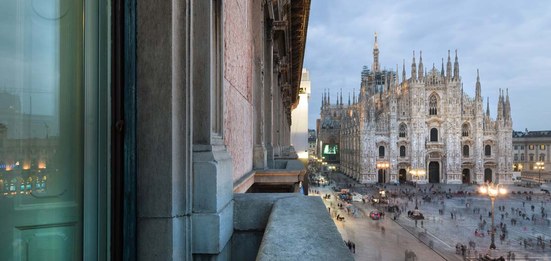 Activities:      TownHouse Duomo  in Milan