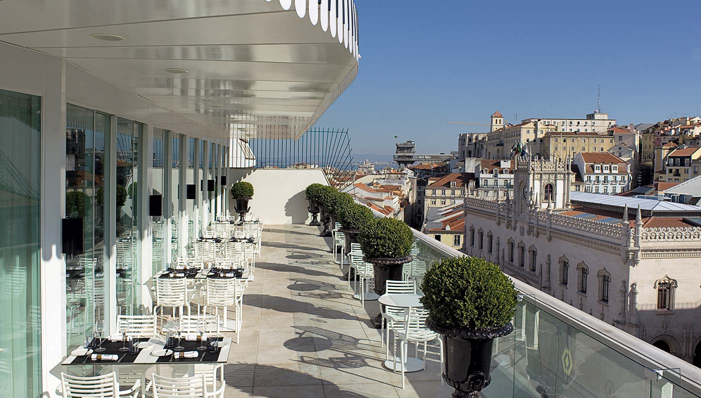 Special Offers:      Altis Avenida Hotel  in Lisbon