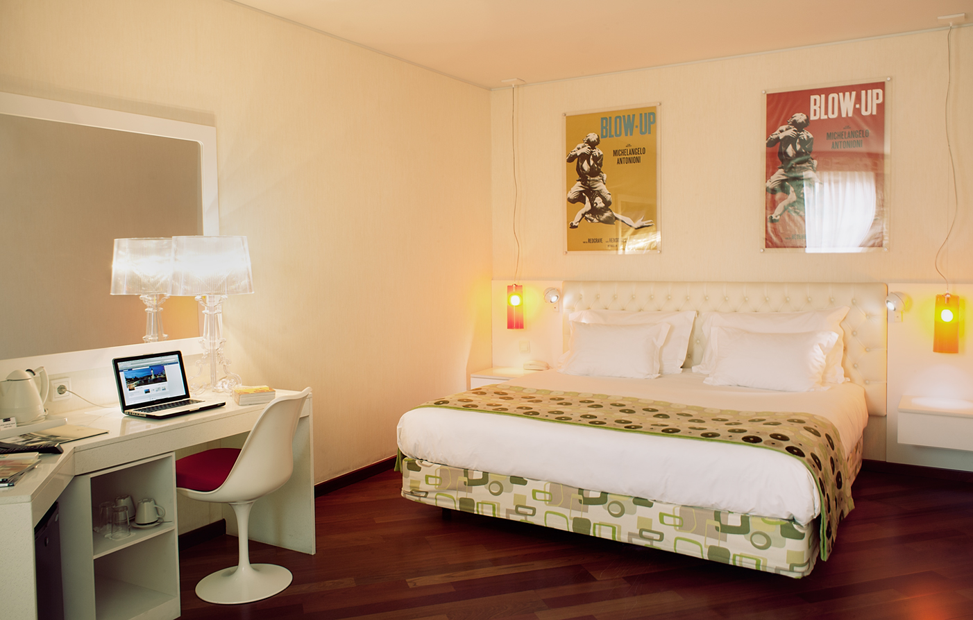 Accommodations:      Hotel Florida  in Lisbon