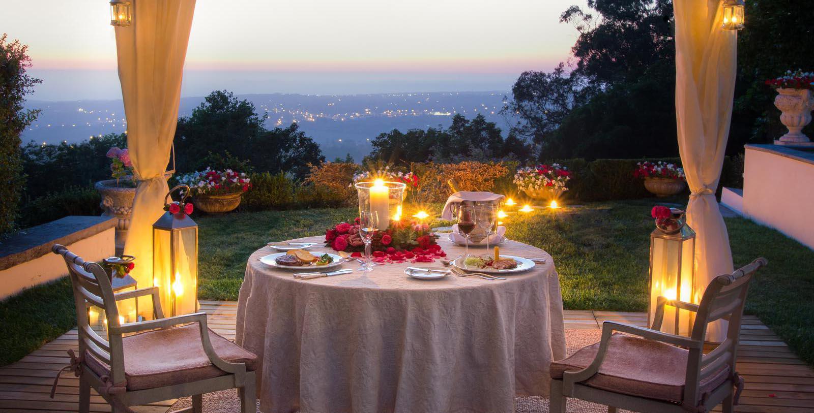Image of Dining Terrace at Tivoli Palacio de Seteais, 1787, Member of Historic Hotels Worldwide, in Sintra, Portugal, Hot Deals