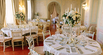 Weddings:      Tivoli Palacio de Seteais  in Sintra