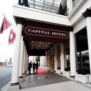 Book a stay with Capital Hotel in Little Rock
