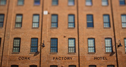 Event Calendar:      Cork Factory Hotel  in Lancaster