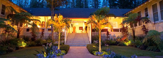 History:      Hotel Lana'i  in Lana'i City