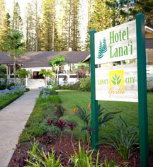 Meetings at      Hotel Lana'i  in Lana'i City