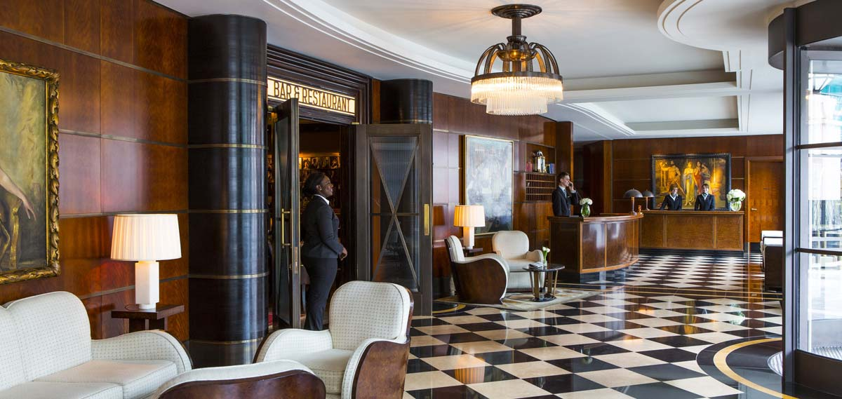 Activities:      The Beaumont Hotel  in London