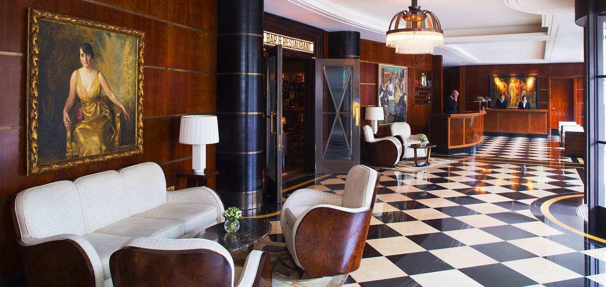 The Beaumont Hotel  in London