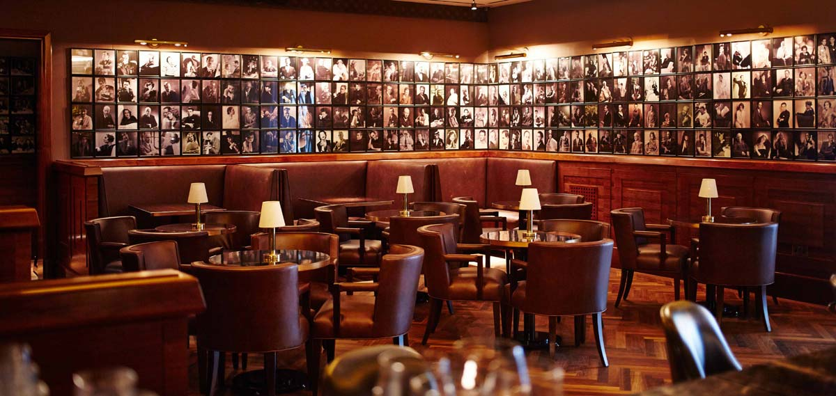 Dining:      The Beaumont Hotel  in London