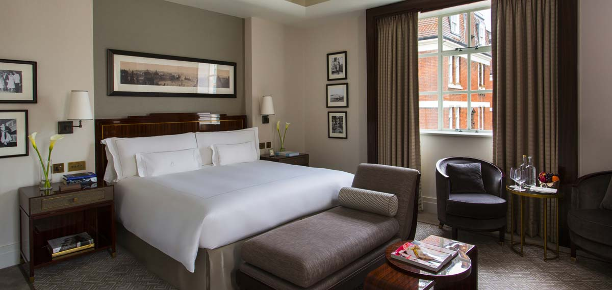 Special Offers:      The Beaumont Hotel  in London