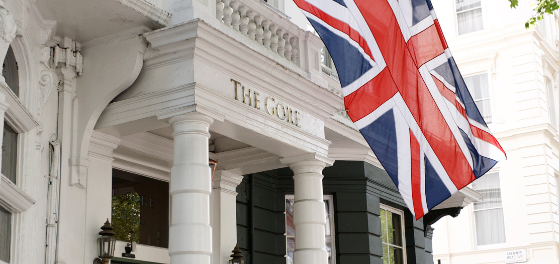 Special Offers:      The Gore Hotel  in London