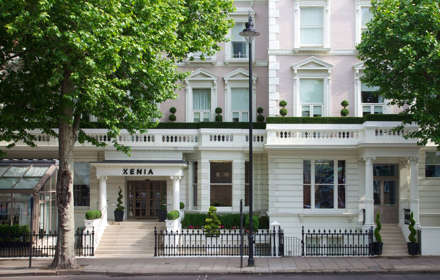 London Boutique Hotel Hotel Xenia Luxury London Hotels