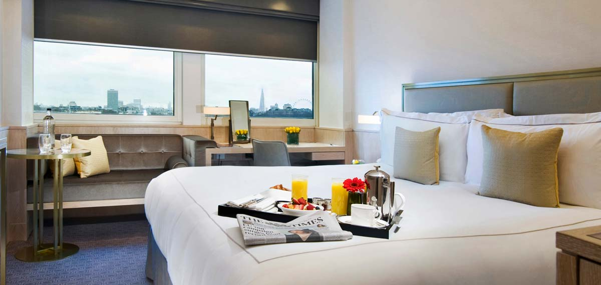 Accommodations:      Royal Lancaster London  in London
