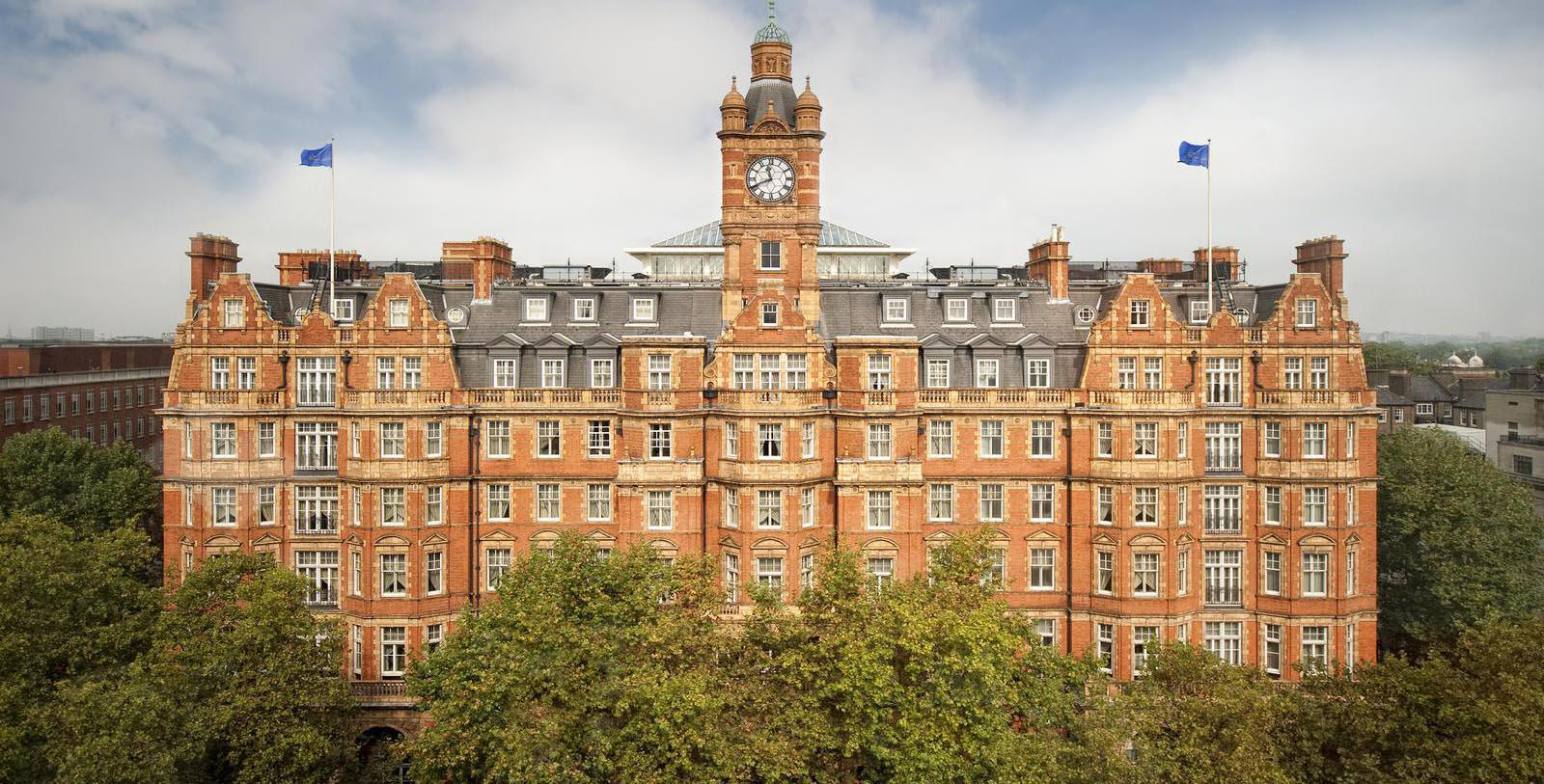 Discover the grand Victorian architecture of The Landmark London.
