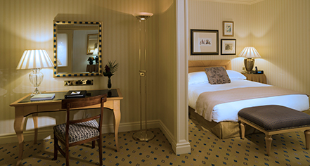 Accommodations:      The Landmark London  in London