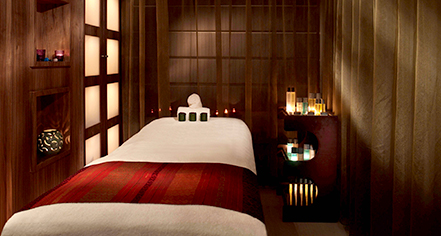 Spa:      The Landmark London  in London