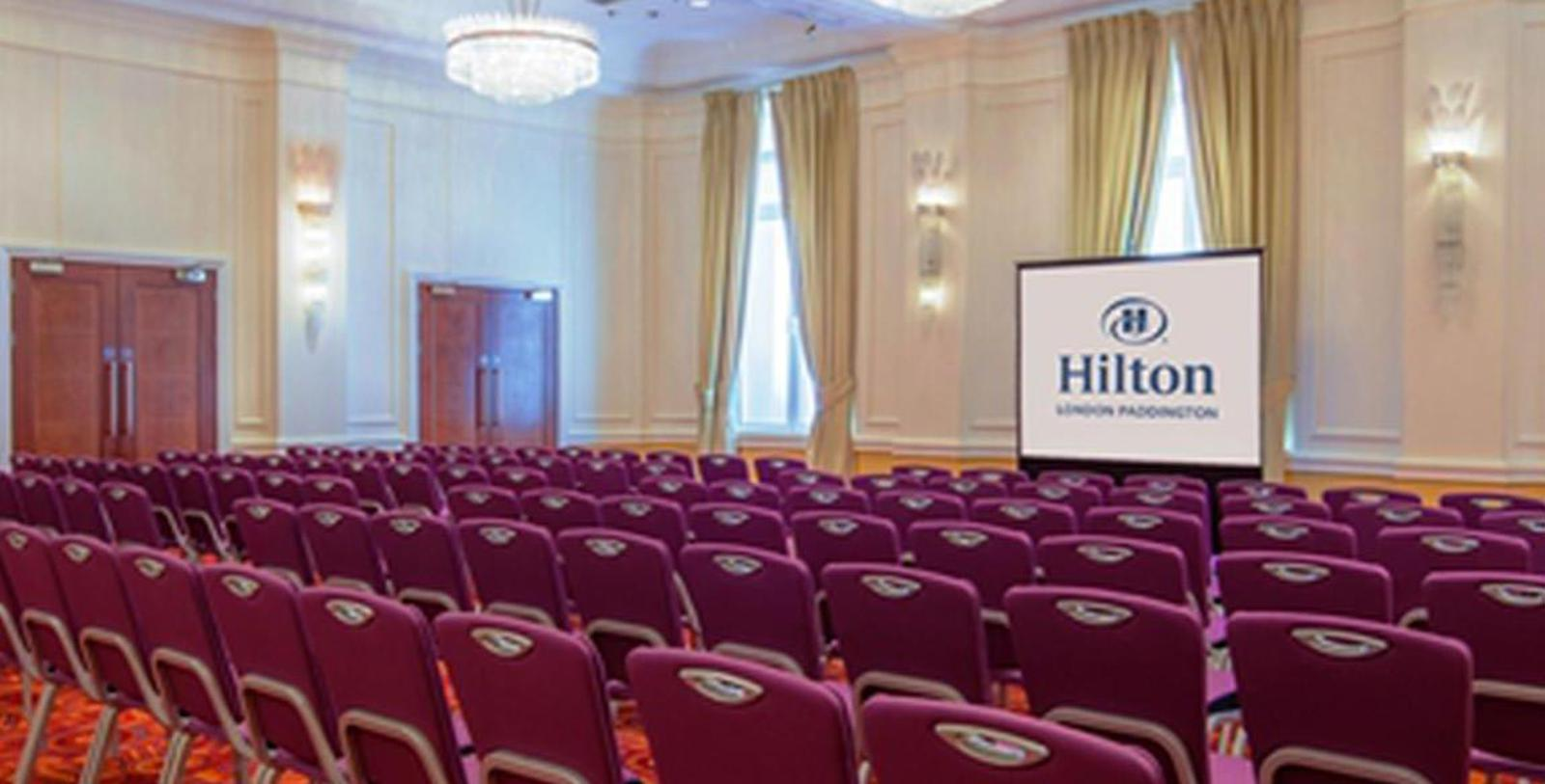 Image of Ballroom Theatre, Hilton London Paddington, United Kingdom, 1854, Member of Historic Hotels Worldwide, Experience