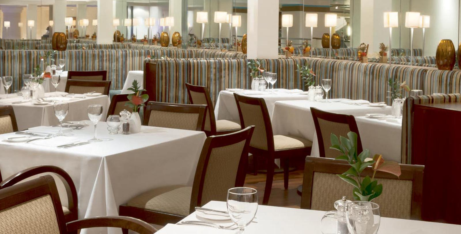 Image of 146 Restaurant, Hilton London Paddington, United Kingdom, 1854, Member of Historic Hotels Worldwide, Taste