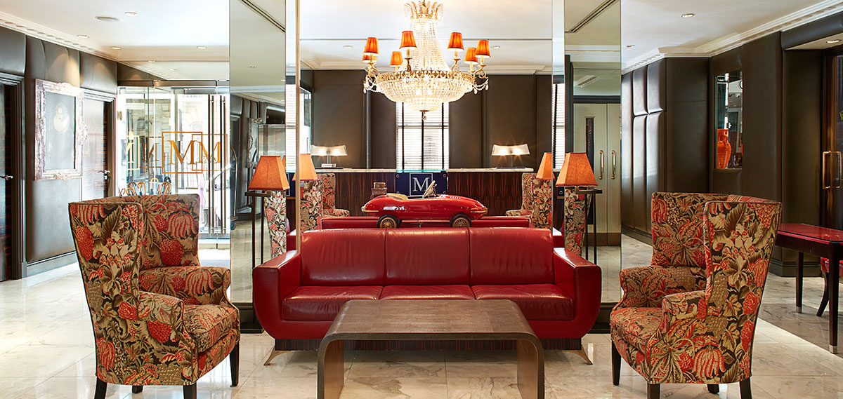 Customer Reviews:      The Mandeville Hotel  in London