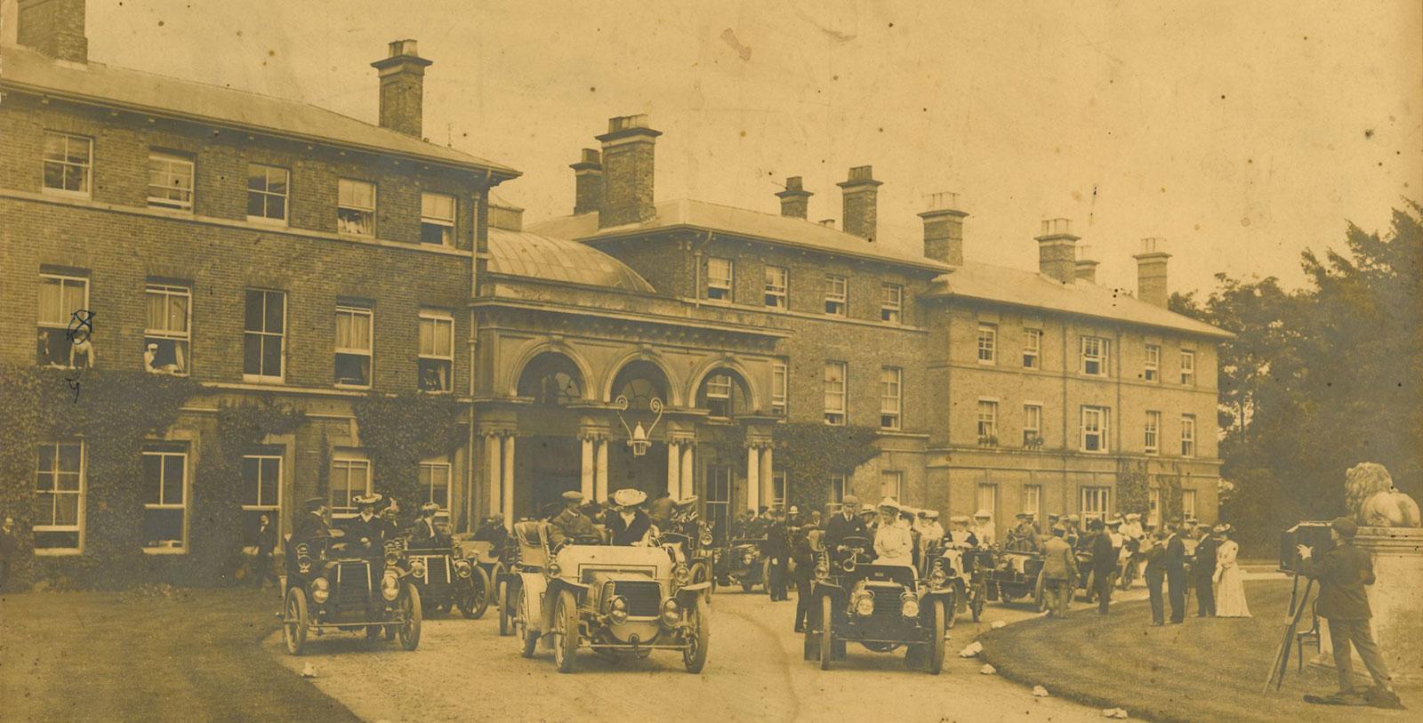 Image of Event Space Oatlands Park Hotel, 1856, Member of Historic Hotels Worldwide, in Weybridge, England, Experience