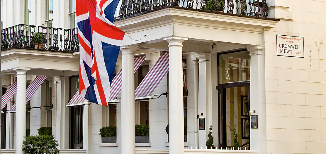 Customer Reviews:      The Pelham Hotel  in London