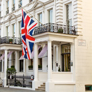 Book a stay with The Pelham Hotel in London