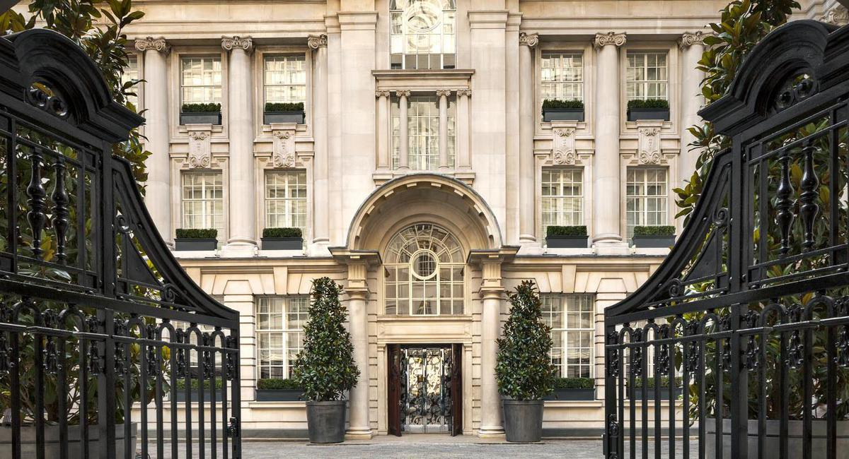Image of Hotel Exterior Rosewood London, 1914, Member of Historic Hotels Worldwide, in London, England, United Kingdom, Overview