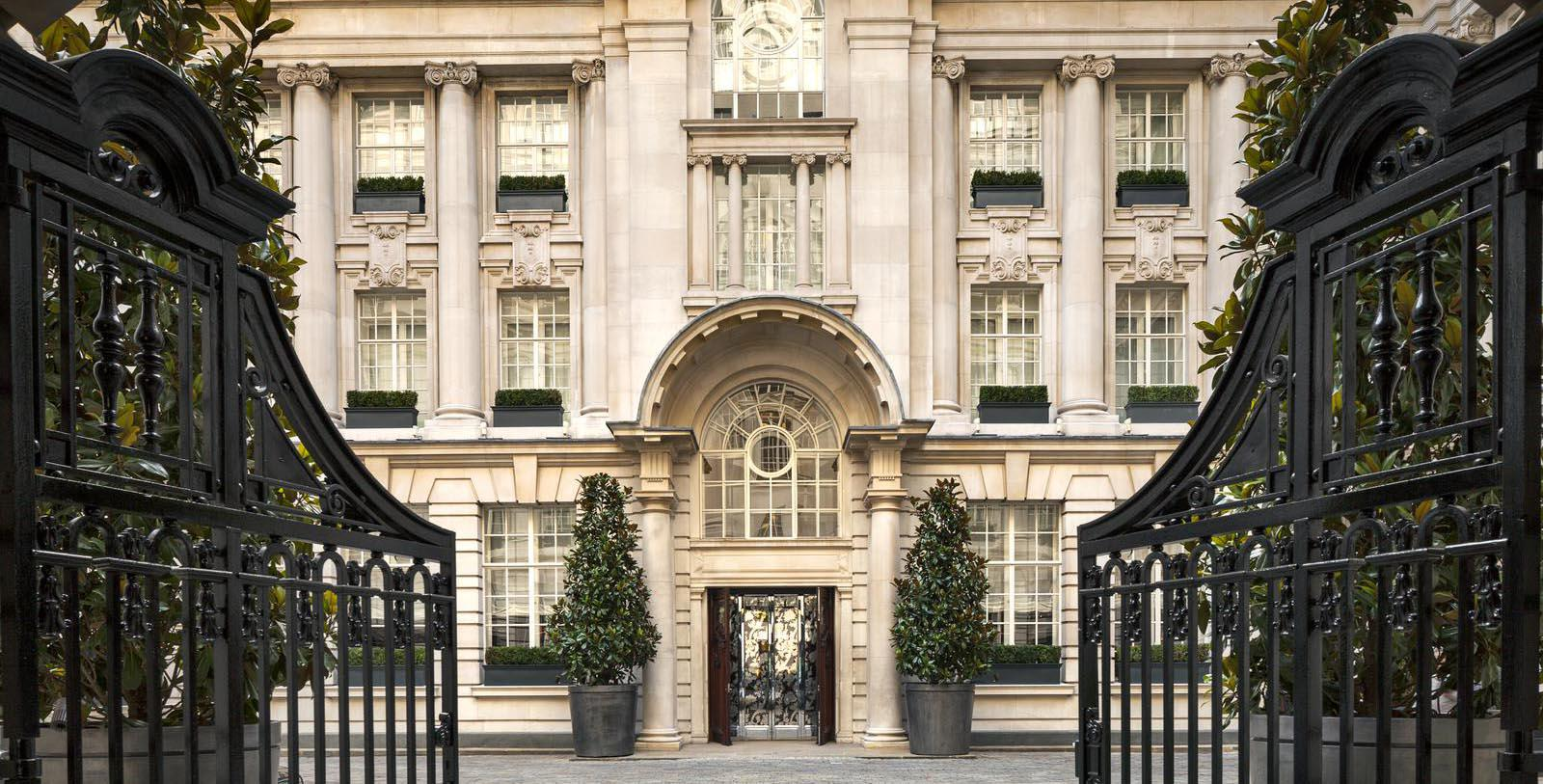 Image of Hotel Exterior Rosewood London, 1914, Member of Historic Hotels Worldwide, in London, England, United Kingdom, Special Offers, Discounted Rates, Families, Romantic Escape, Honeymoons, Anniversaries, Reunions