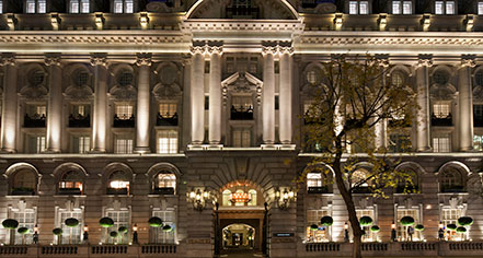 History:      Rosewood London  in London
