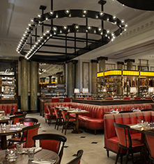 Dining at      Rosewood London  in London