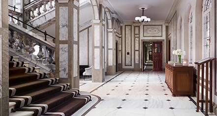 Local Attractions:      Rosewood London  in London